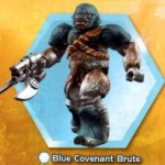 Blue Covenant Brute Series 3