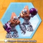Copper Covenant Grunts Series 3
